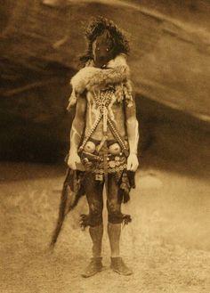 American Indians : Nayenezgani Navaho.
