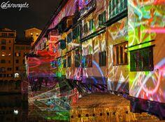 Firenze a Natale è F-light, il Festival delle luci! Festival, Times Square, Fair Grounds, Painting, Travel, Viajes, Painting Art, Paintings, Destinations