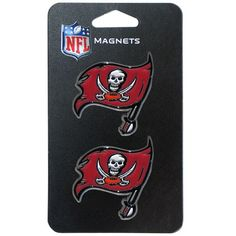 "Checkout our #LicensedGear products FREE SHIPPING + 10% OFF Coupon Code ""Official"" NFL Magnet Set - Tampa Bay Buccaneers - Officially licensed NFL product Licensee: Siskiyou Buckle Set of 2 magnets Enameled colors Approximately 1.5 inches wide Great way to show off your Tampa Bay Buccaneers pride - Price: $15.00. Buy now at https://officiallylicensedgear.com/nfl-magnet-set-tampa-bay-buccaneers-sfml030"