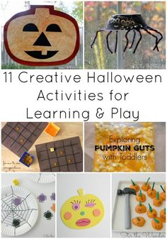 halloween games lesson