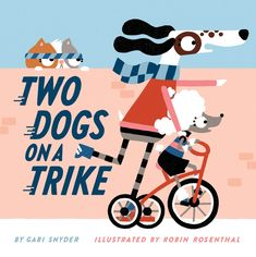 Count up to 10 and back down again in this picture book starring 10 traveling dogs and one very tenacious cat!