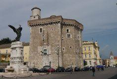 Castle of Benevento (best known as Rocca dei Rettori)