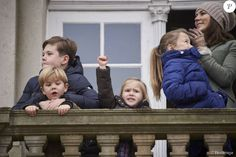 The Danish Crown Princely family attended the annual Hubertus Hunt in Deer Park. | 1st November 2015
