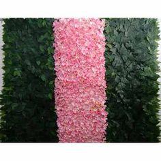 (2) Muro Inglês Pronto Com Fícus E Hortências 1,35 X 1,45 - R$ 658,00 em Mercado Livre