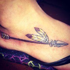 Florida State Tattoo (Euphoria Tattoos, Tallahassee)