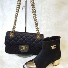 Chanel – 1320 Ayakkabı, Çanta Kombin
