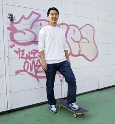 바람을 가르며 즐거운 질주! 스케이트보드 타기
