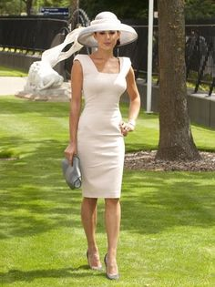 ROYAL ASCOT <3 | Danielle Lineker with an impressive hat on the opening day of Royal Ascot