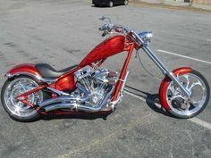 Big Dog Motorcycles 2009 K-9