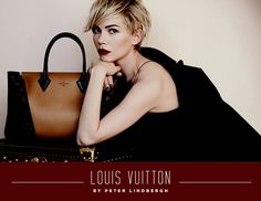 Michelle Williams for Louis Vuitton- swoon.