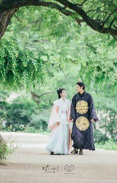 วิเคราะห์ Moon Lovers ความรู้สึกของแฮซู ต่อ วังโซ และ พระเจ้าควางจง - Pantip