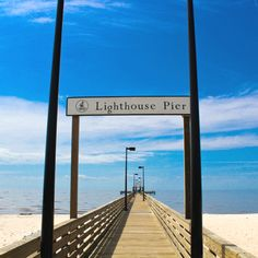 Biloxi Mississippi Lighthouse Pier April 3rd 2012 Biloxi