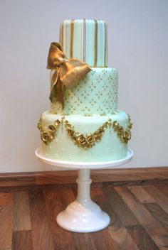 Green and Gold loveliness   ~ all edible