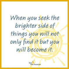 Sunlife Quotes