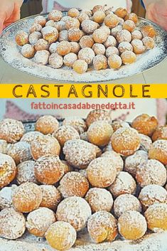 Best Hobbies For Retirees Sweet Recipes, Dog Food Recipes, Dessert Recipes, Cooking Recipes, Desserts, Lemon Drop Cookies, Confort Food, Italian Pastries, Arancini