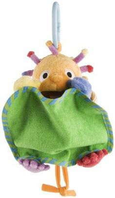 eebee's adventures Peek-a-boo Toy by Every Baby Company. $15.69. Peek-a-boo eebee is designed for the playful and curious baby. Just pull eebee's cord to set this interactive game in motion. The gently vibrating eebee will lift and lower the towel to engage your baby. Peek-a-boo! Peek-ee-bee.