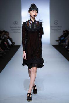 Alejandra Quesada / Prêt-à-porter- Vogue México x Israel Esparza @MBFWMéxico.