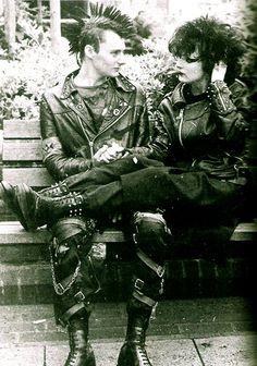 . Punk Love - circa 1979 PunkPistol @ www.SEDITIONARIES.com .
