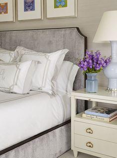 Neutral Southampton Master Bedroom