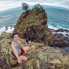 Diguisit Rock Formation #Baler #Aurora #SharePH #VisitPH2015 Baler, Rock Formations, Aurora, Nature, Travel, Outdoor, Outdoors, Naturaleza, Viajes