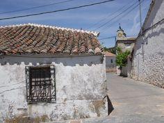 HONTANAR (TOLEDO). Calle.