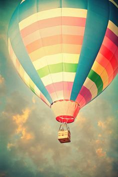 up and away~