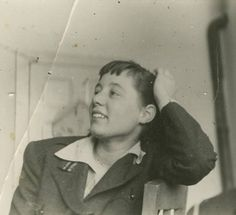 "Harriett Engelhardt (Clubmobiler assigned to Group H, Clubmobile ""CHATTANOOGA""). She related in a letter to her family the mortal accident suffered by other clubmobiler, Portia Miller, in August 1945. In October she was also killed in a jeep accident."