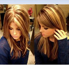I love these highlights