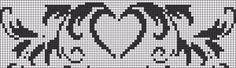 Alpha Friendship Bracelet Pattern #3732