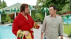 "Shut Eye 1x01 ""Death"" - Charlie Haverford (Jeffrey Donovan) & Fonso (Angus Sampson)"