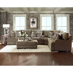 Champlain Sectional Living Room Set