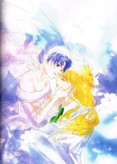 Ami and Zoisite wedding by Momoko