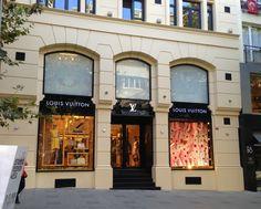 Louis Vuitton Stores Worldwide