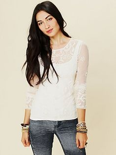 Embellished Long Sleeve Top  http://www.freepeople.com/whats-new/embellished-long-sleeve-top/