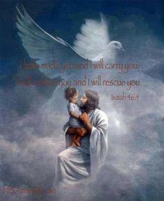 Amen. Thank you, Jesus
