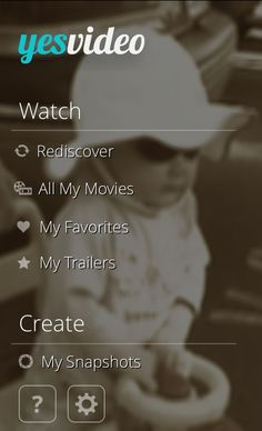 Use the new @YesVideo Inc. iphone app to share your memories #RememberWhen