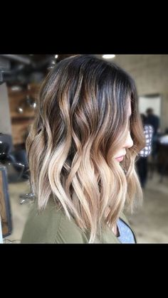 Like it...just not so blonde on the bottom