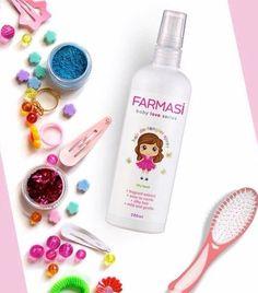 Great Hair Lightening Spray For Kids - Farmasi Mascara Hair Gain, Farmasi Cosmetics, How To Lighten Hair, Mixed Hair, Fragrance Parfum, I Love Makeup, Great Hair, Healthy Kids, Makeup Inspiration