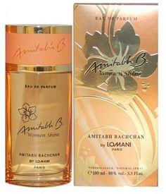 Amitabh Bachchan Perfume by Lomani for Women