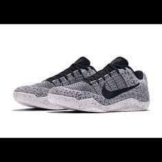 detailed look dc2f5 98711 Nike Shoes   Nike Kobe Elite Xi Low Oreo Men Sz 11 Worn 1x Mnt   Color   Black Gray   Size  11