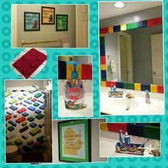 Lego Bathroom Ideas Lego 174 Bedroom Decor In 2019 Lego