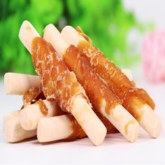 600g 100% natural Chicken and Biscuit dry animal pet dog food snack chews treats training free shipping