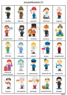 Study French, French Kids, Learn French, How To Speak French, French Language Lessons, French Language Learning, French Lessons, French Flashcards, French Worksheets