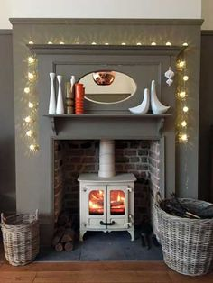 scarlett fireplaces, time served specialists, Wood Stoves and Chimneys, our own fireplace, chimney installations Wood Stove Fireplace Insert, Home Fireplace, Fireplace Inserts, Edwardian Fireplace, Wood Stoves, Log Burner, Fire Places, Lounge Areas, New Room