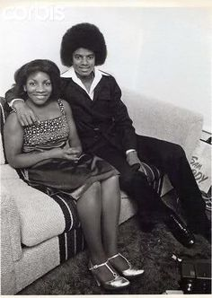 Stephanie Mills with Michael Jackson ~You Can Do It 2. www.zazzle.com/Posters?rf=238594074174686702