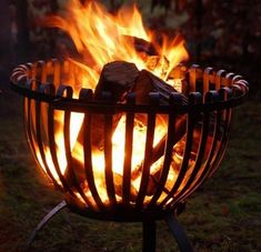 """Get terrific suggestions on """"fire pit gravel"""". They are actually on call for you on our website. Gazebo With Fire Pit, Fire Pit Backyard, Fire Pit Video, Outdoor Fire, Outdoor Decor, Outdoor Living, Metal Fire Pit, Fire Pits, Fire Wood"""