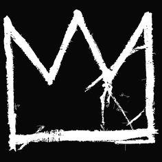 Basquiat King Crown