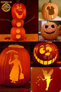 35 of the BEST Jack o Lantern Patterns. Progetti Di HalloweenZucche ... 884542f807dd
