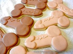 realistic penis sugar cookies - Google Search