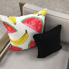 Colourful cushions can lift the energy of an area and provide back support at the same time. Our range of outdoor cushions start from $24.95 #AmartFurniture